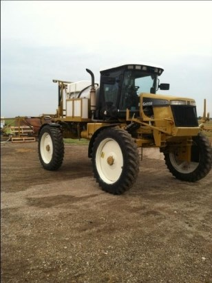 2001 RoGator 854 Sprayer-Self Propelled For Sale
