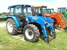 Tractor For Sale:  2003 New Holland TL90 , 90 HP