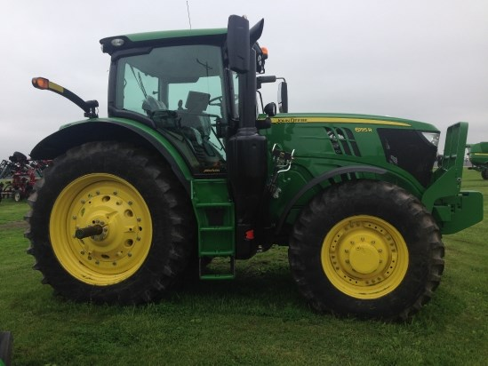 2015 John Deere 6195R Tractor For Sale