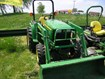 Tractor For Sale:  2009 John Deere 3038E