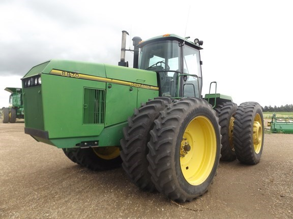 1993 John Deere 8870 Tractor For Sale
