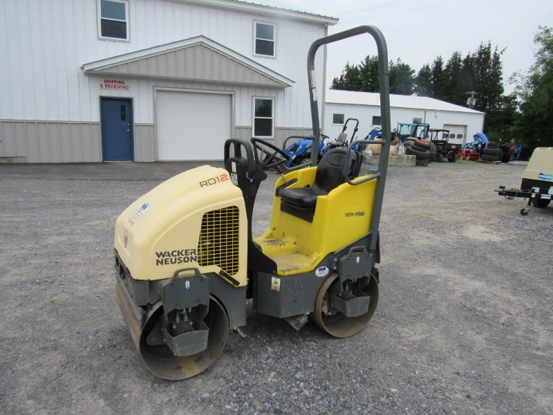 Wacker RD12A-90 Rollers/Compactors For Sale