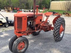 Tractor For Sale:   Case VAC