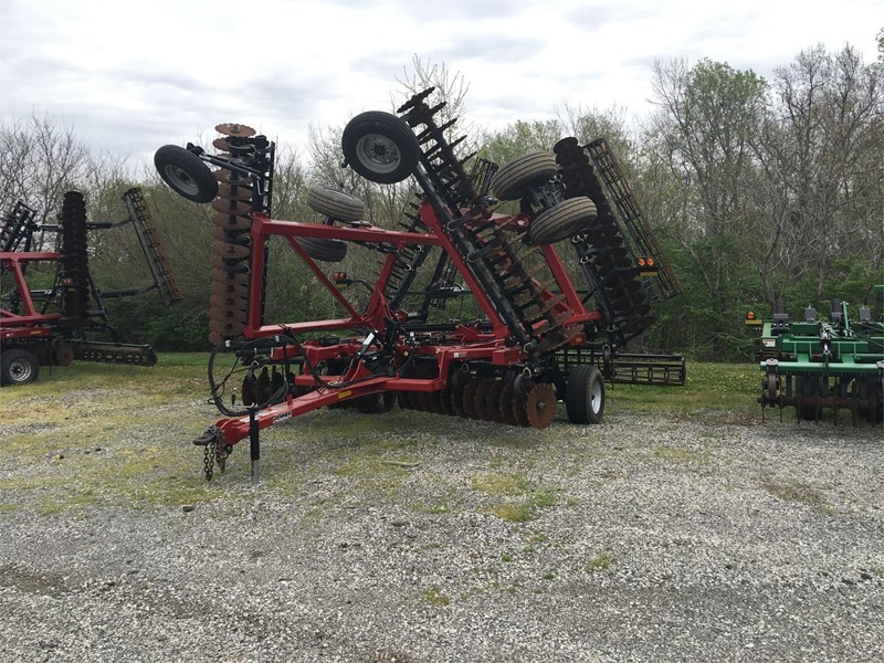 2013 Case IH TRUE TANDEM 330 TURBO Vertical Tillage For Sale