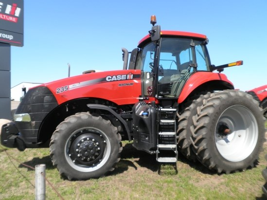 2012 Case IH Mag 235 Tractor For Sale