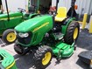 Tractor For Sale:  2011 John Deere 2520 , 17 HP