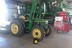 Tractor For Sale:  1994 John Deere 5400