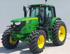 Tractor For Sale 2015 John Deere 6150M , 150 HP