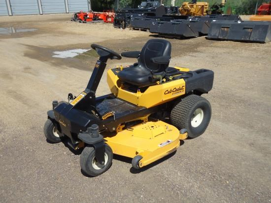 2011 Cub Cadet ZFSZ60 Riding Mower For Sale