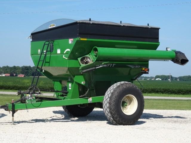 2004 Brent 572 Grain Cart For Sale