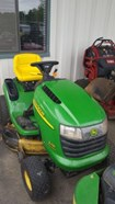 Riding Mower For Sale:  2004 John Deere L110