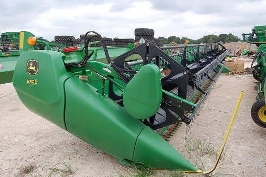 2014 John Deere 630D Header-Draper For Sale