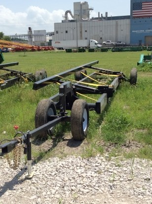 Duo-Lift DL-32  TANDEMS/LIGHTS Header Trailer For Sale