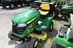 Riding Mower For Sale:  2014 John Deere X300 , 18 HP