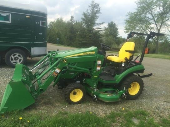 2013 John Deere 1026r Tractor For Sale 187 Theriaultequip