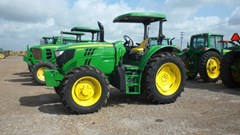 Tractor For Sale:  John Deere 6105M , 105 HP