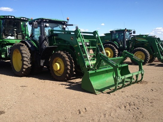 2014 John Deere 7270R Tractor For Sale