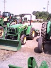 Tractor For Sale:  2011 John Deere 3038E