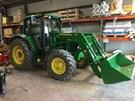 Tractor For Sale:  2012 John Deere 6430 , 120 HP