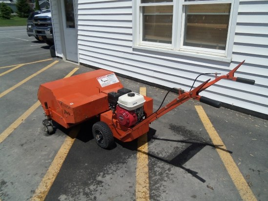 York YBWB3 Sweeper For Sale