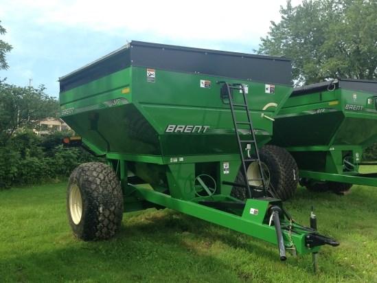 Brent 576 W/ TARP Grain Cart For Sale