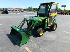 Tractor For Sale:   John Deere 2210