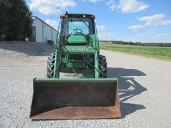 Tractor For Sale:  2003 John Deere 6415 , 94 HP