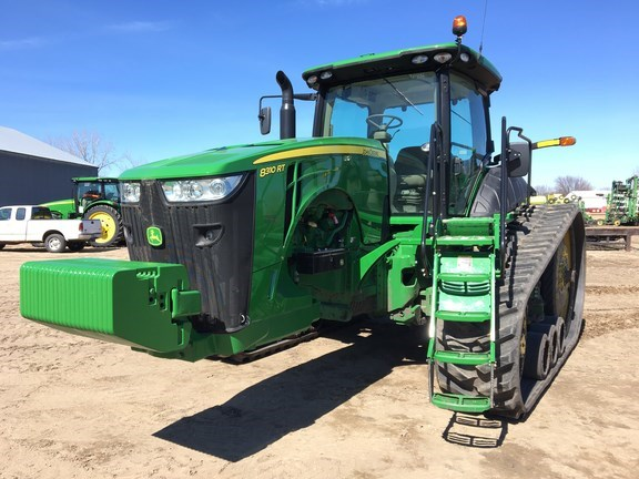 2014 John Deere 8310RT Tractor For Sale