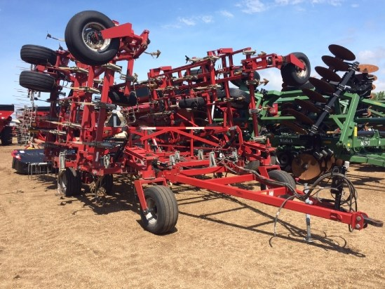 2011 Wil-Rich QX2, 42', Coil Tine, Sweeps, 7