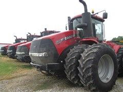 Tractor  2014 Case IH STX500HD , 500 HP