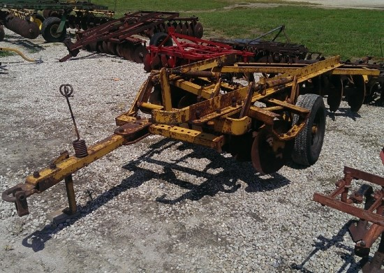 Taylor Way 7' Disk Harrow For Sale