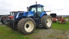 Tractor - Row Crop For Sale 2011 New Holland T8.330 , 240 HP