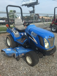 Tractor For Sale:  2006 New Holland TZ25D , 25 HP