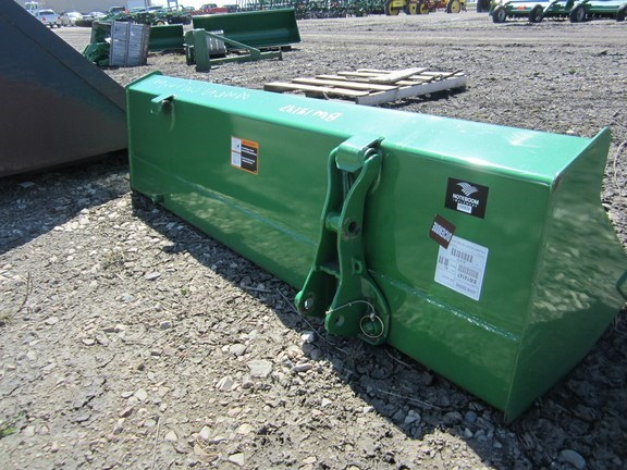 John Deere BW14147 Front End Loader Attachment For Sale