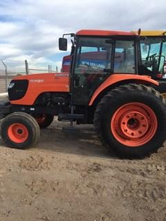 Tractor :  Kubota M108SHC