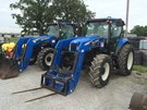 Tractor For Sale:  2008 New Holland T6020 , 90 HP