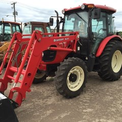 Tractor For Sale:  2012 Branson 8050