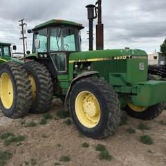 Tractor For Sale:  1985 John Deere 4850