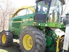 Forage Harvester-Self Propelled For Sale 2009 John Deere 7850