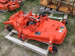 Cutter For Sale:   Kubota RCK6027BA