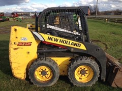 Skid Steer For Sale:  2012 New Holland L215