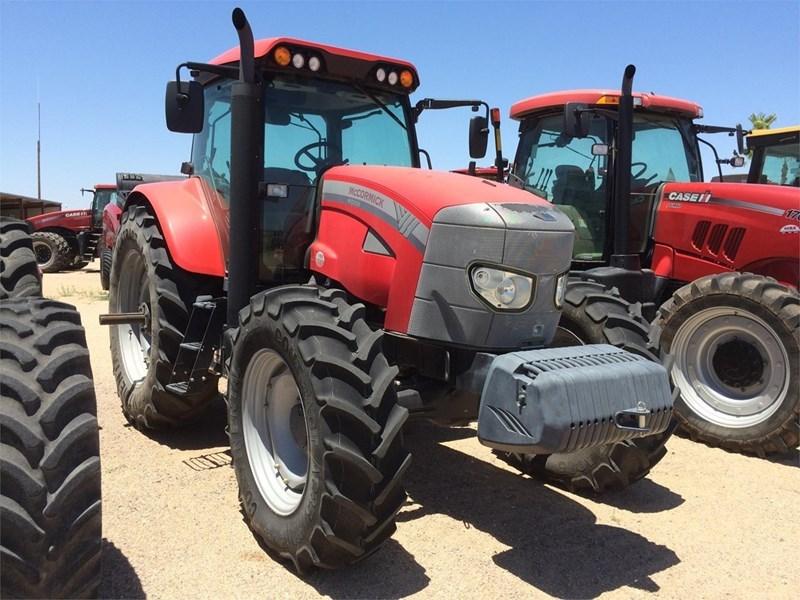 2012 McCormick MTX135 Tractor