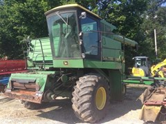 Combine For Sale:  1980 John Deere 7720