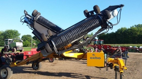 2008 Misc 14-16 Windrow Inverter For Sale