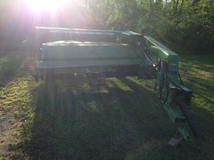 Mower Conditioner For Sale:  John Deere 1327