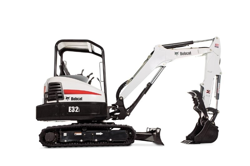 2020 Bobcat E32I Excavator-Mini For Sale