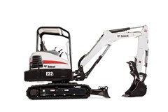 Excavator-Mini For Sale 2021 Bobcat E32I , 33 HP
