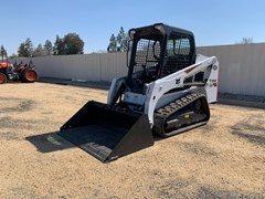 Skid Steer-Track For Sale 2020 Bobcat T450 , 61 HP