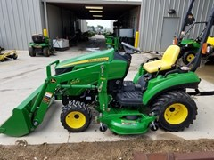 Tractor For Sale:  2012 John Deere 1023E