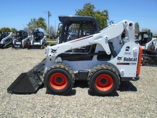 2017 Bobcat S650 Skid Steer For Sale
